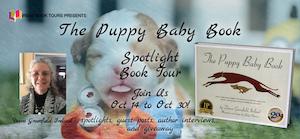Puppy Baby Book
