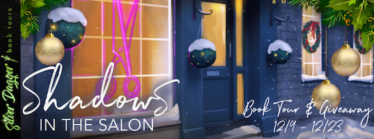 Shadows in the Salon Banner