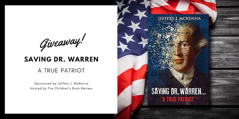 Giveaway Saving Dr Warren