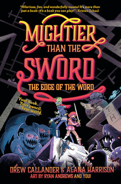 Mightier than the Sword The Edge of the Word