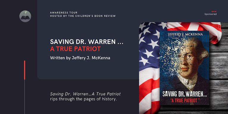 Saving Dr Warren banner