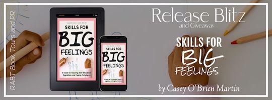 Skills for Big Feelings Release banner