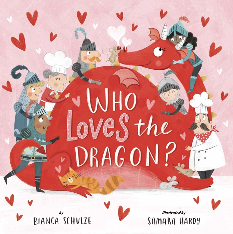 Who Loves the Dragon Cover