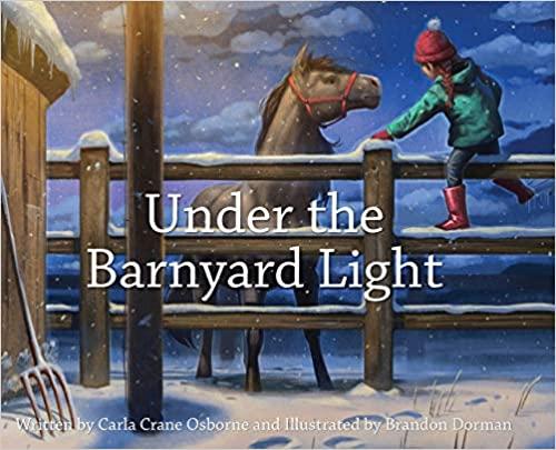 Under the Barnyard Light Book Cover