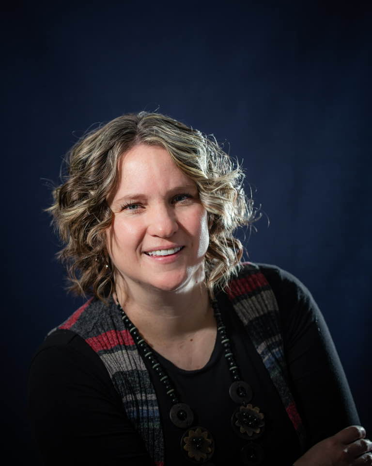 Author, Christine Reidhead