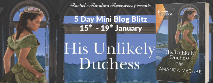 His Unlikely Duchess Banner