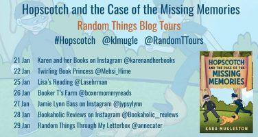 Hopscotch Book Tour