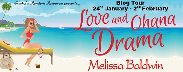 Love and Ohana Drama Banner
