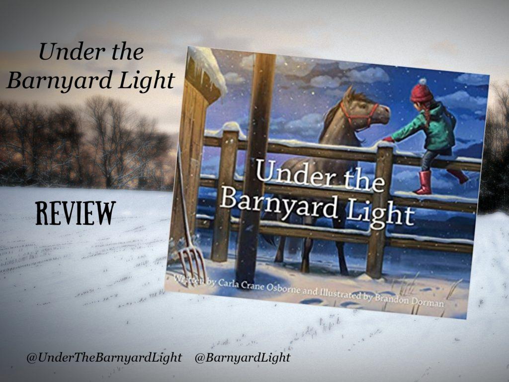 Under the Barnyard Light banner
