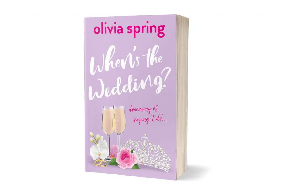 When's the Wedding? book cover