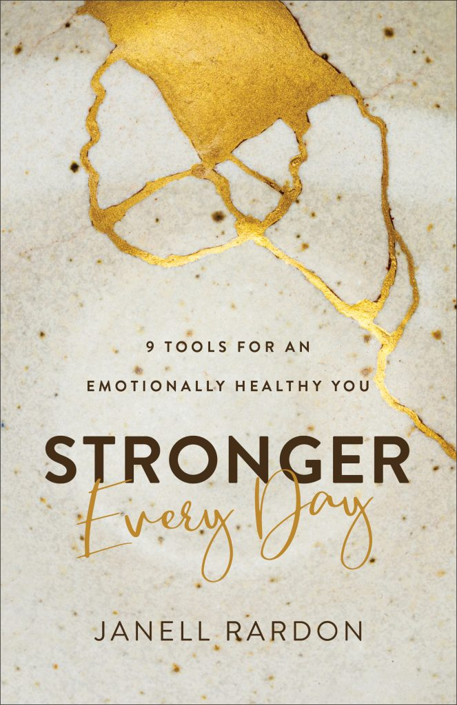 Stronger Every Day book cover