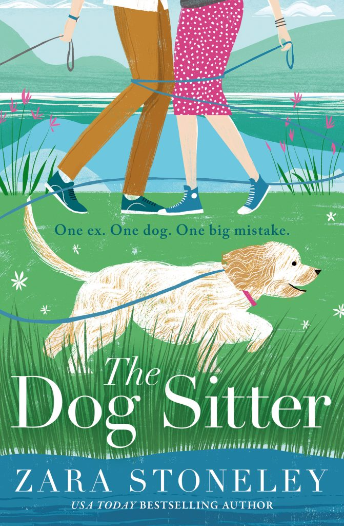 cover - The Dog Sitter