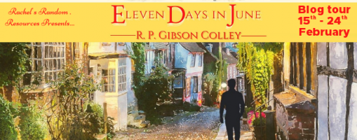 Eleven Days in June Banner