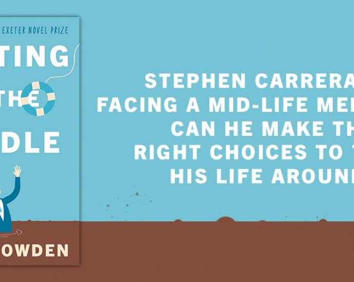 Melting in the Middle blurb