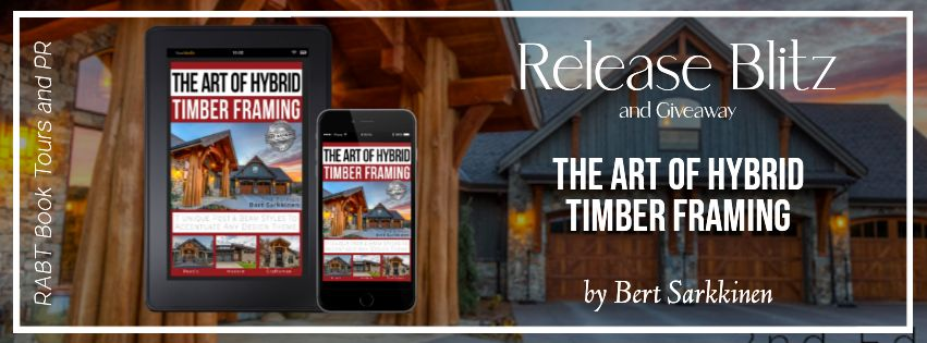 The Art of Hybrid Timber Framing banner