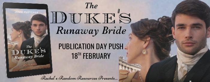 Duke's Runaway Bride banner