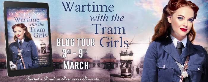 Wartime with the Tram Girls banner