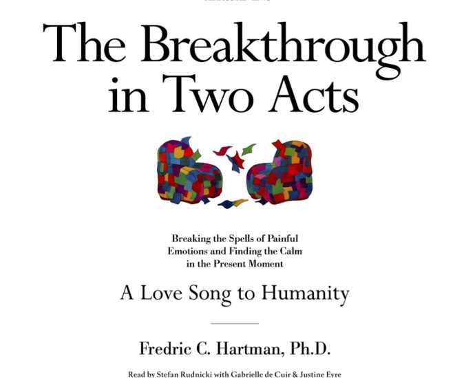 Cover of The Breakthrough in two Acts