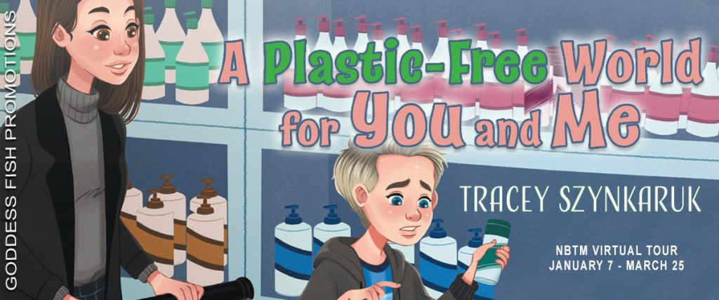 Plastic-Free World for You and Me banner