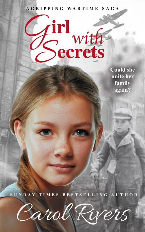 Girl with Secrets Cover