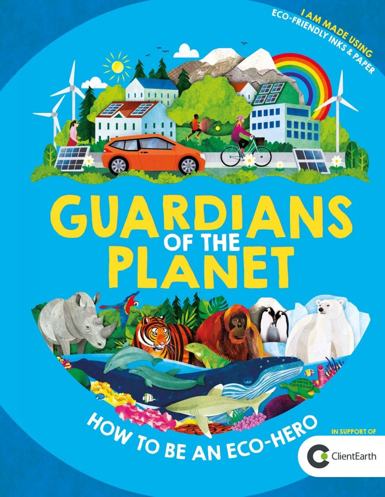 Guardians of the Planet cover
