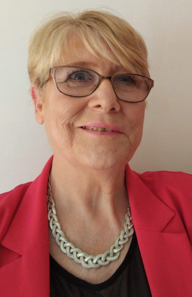 Author, Sheila Riley