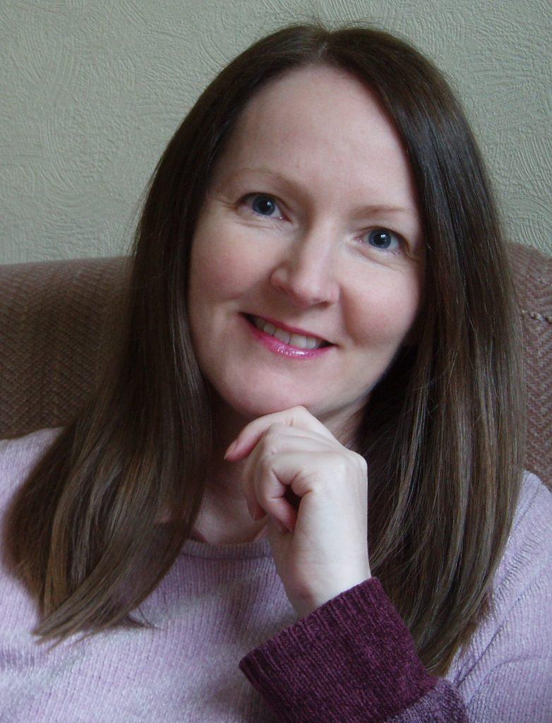 Author, Stephanie Wood