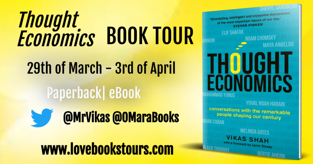Thought Economics Book Banner