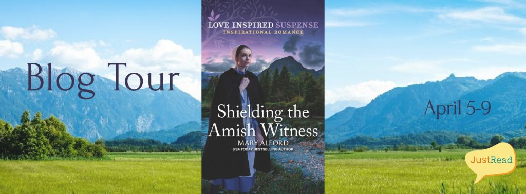 SHielding the Amish Witness Banner