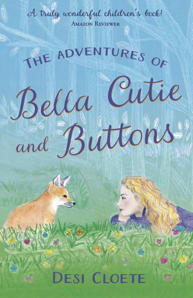 Cover of The Adventures of Bella Cutie and Buttons