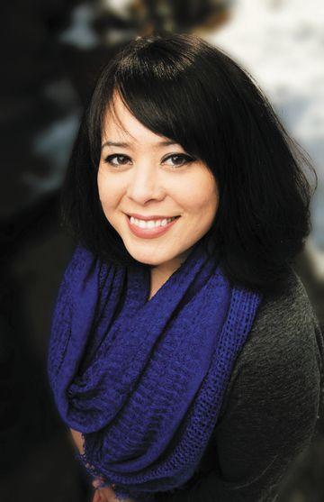 Author, Erin Entrada Kelly