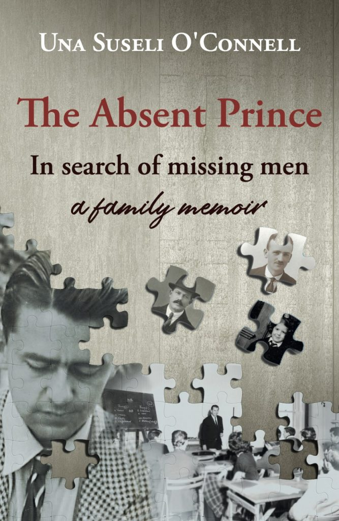 The Absent Prince Cover