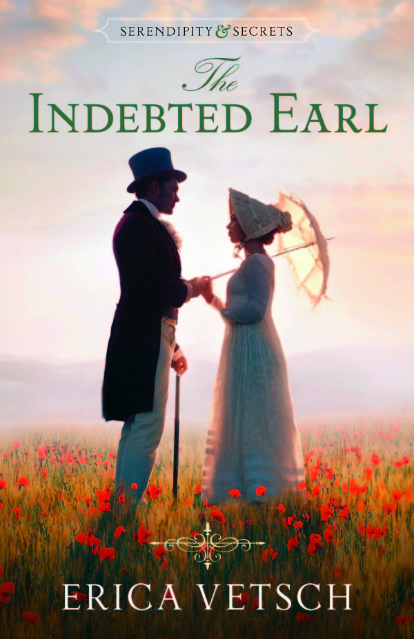 The Indebted Earl Cover