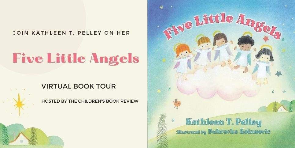 Five Little Angels Banner