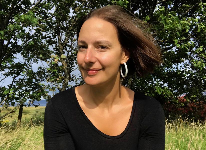 Author, Laura Coleman