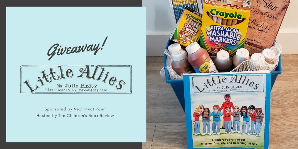 Little Allies Giveaway Banner