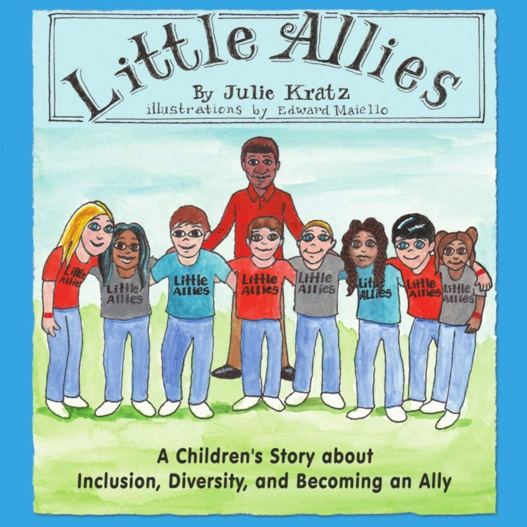 Little Allies cover