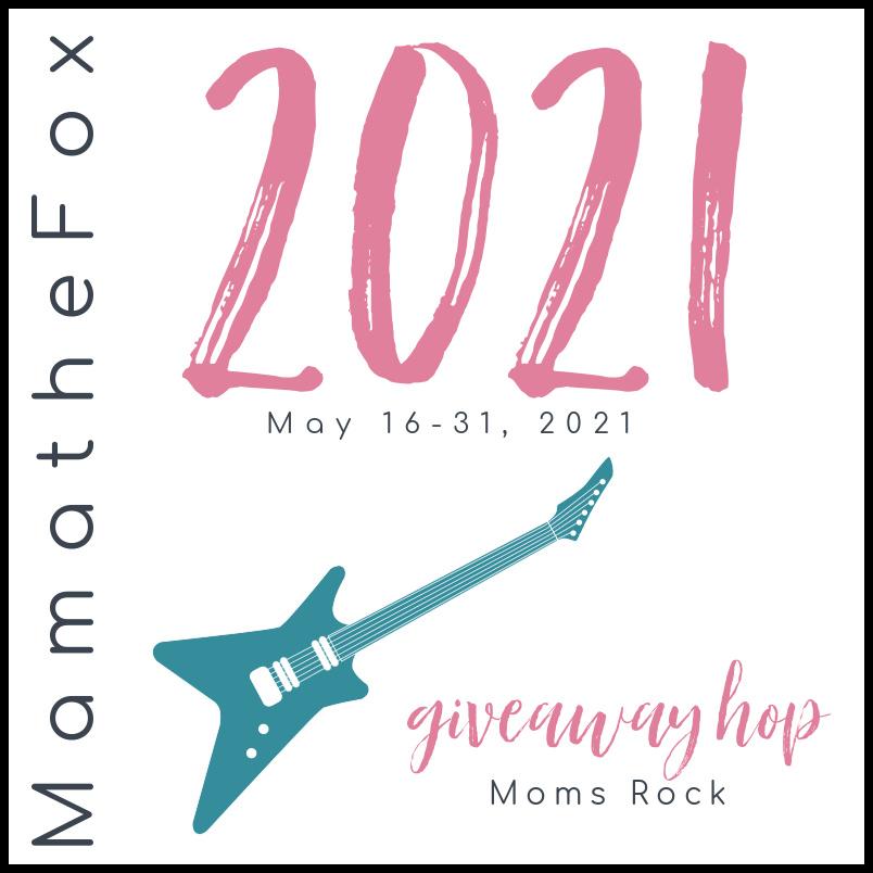 Moms Rock Giveaway Hop banner