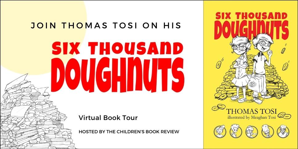 Six Thousand Doughnuts Banner