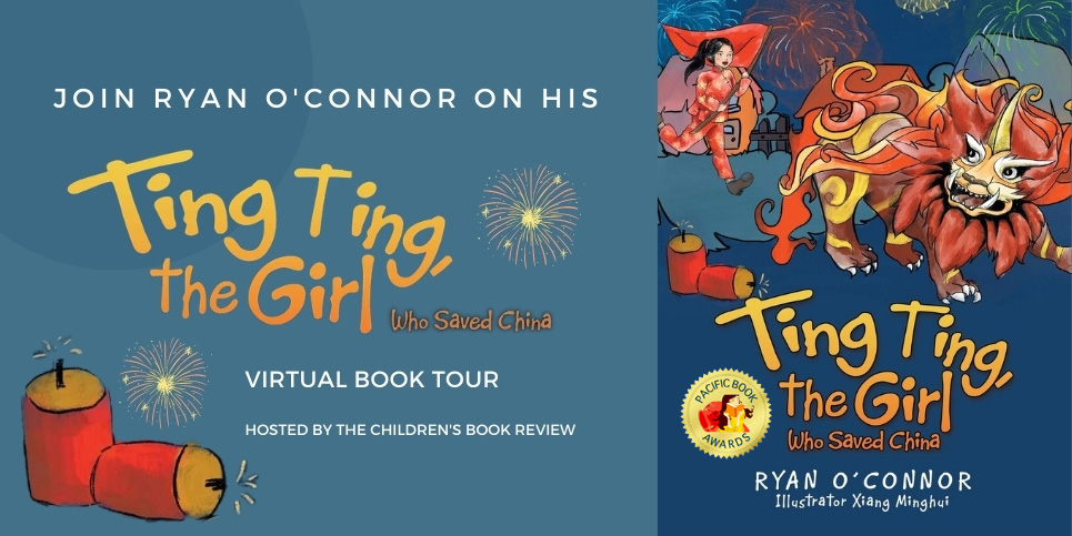 Ting Ting, the Girl who saved China banner