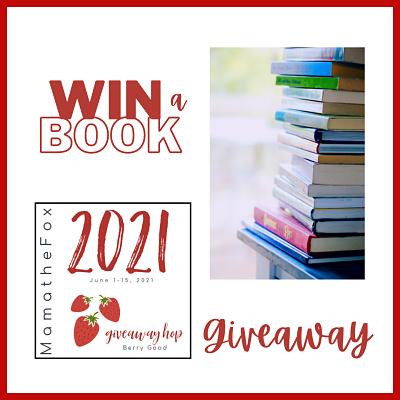 Win A Book Banner