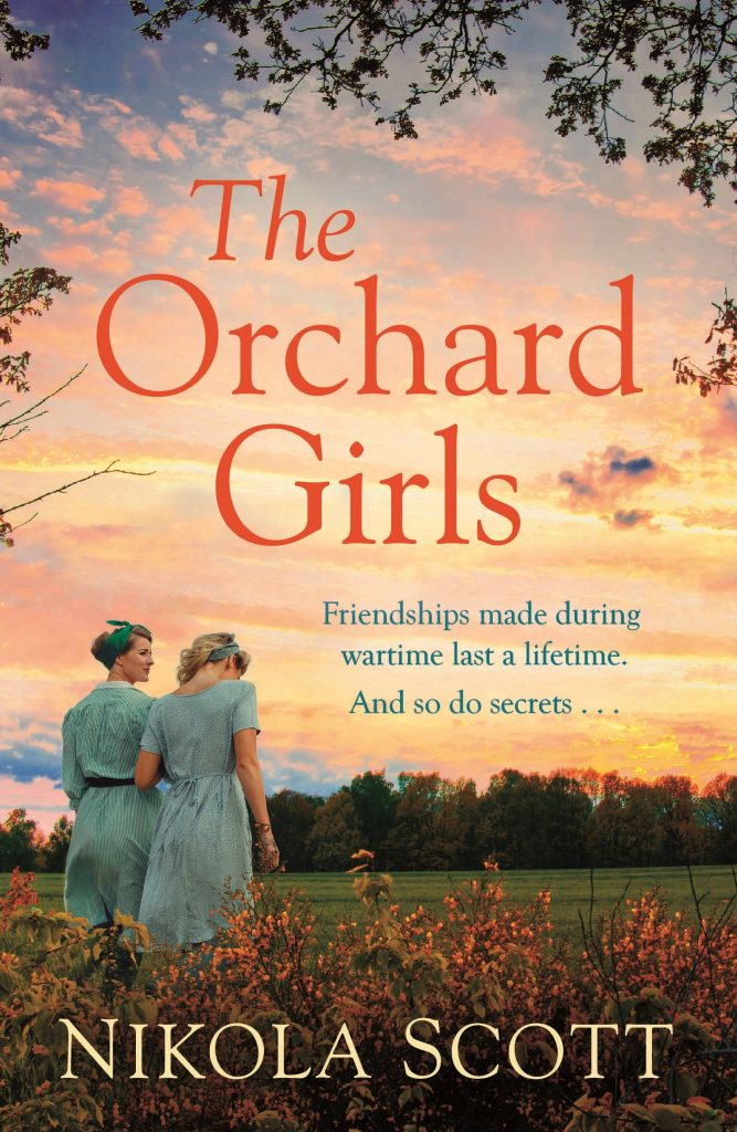 The Orchard Girls Cover