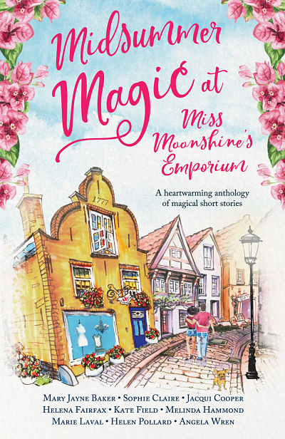 -Midsummer Magic Cover