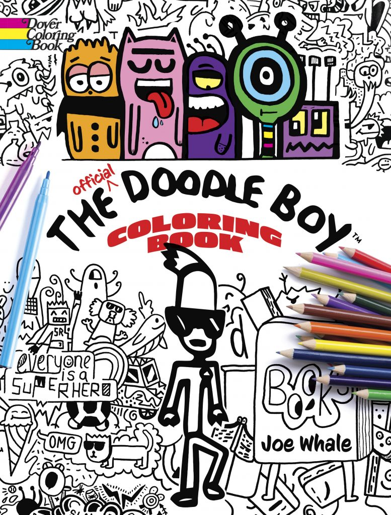 The Doodle Boy cover