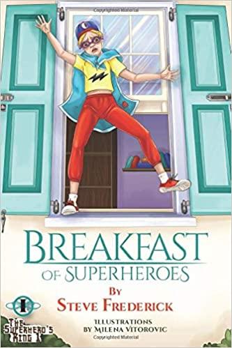 Breakfast of Superheroes Cover