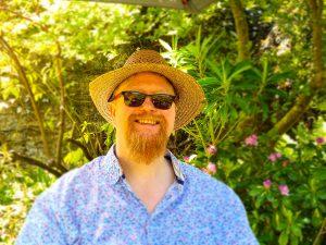 Author, Brian Frederick