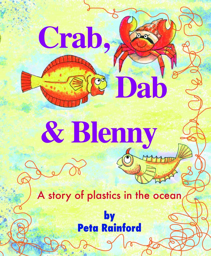 Crab,  Blenny Cover