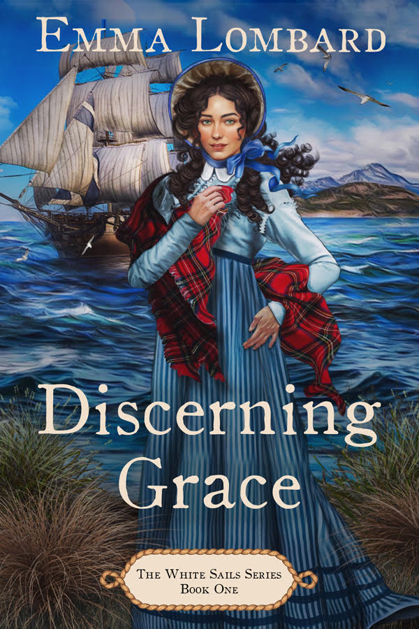 Discerning Grace Cover