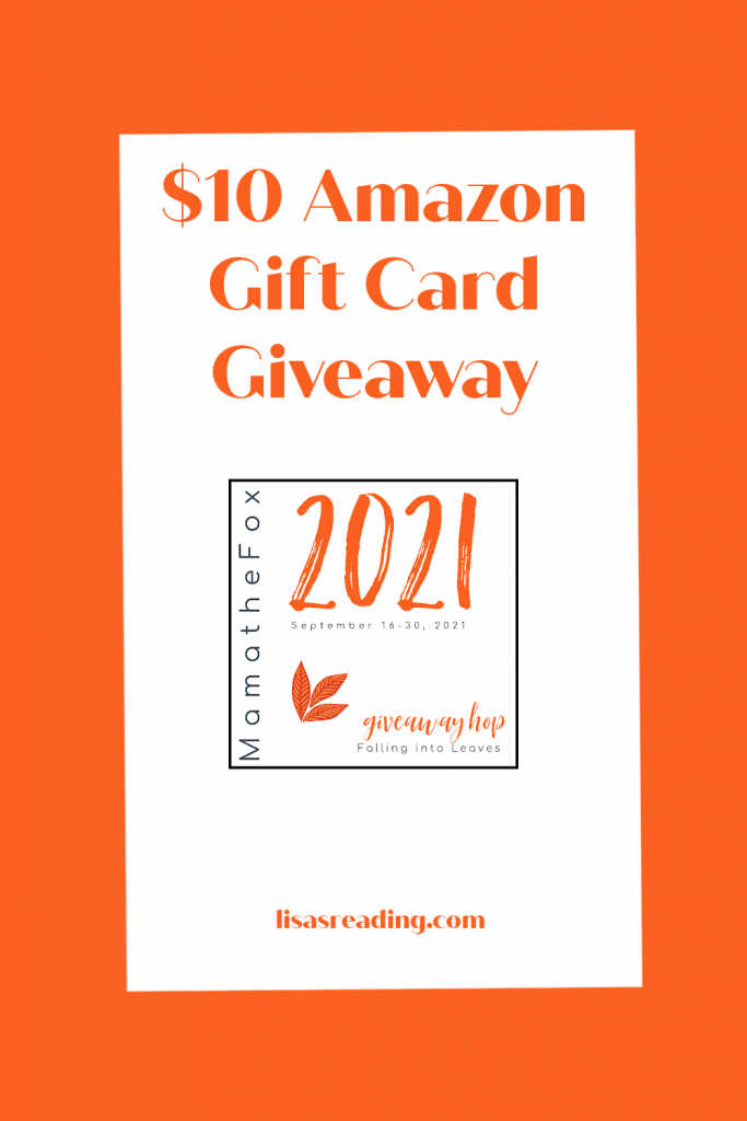 $10 Amazon Gift Card Giveaway Banner
