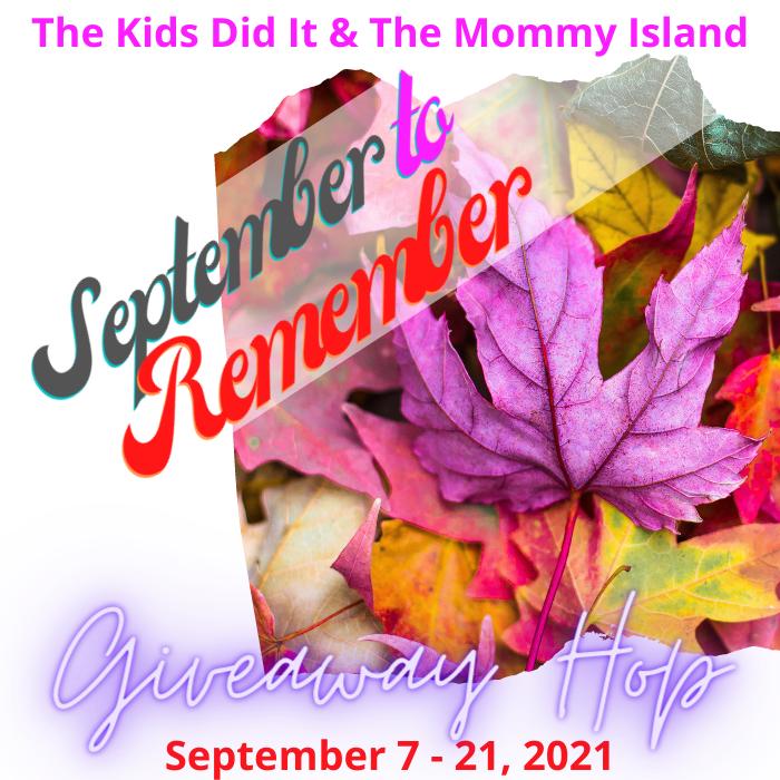 September To Remember Giveaway Hop